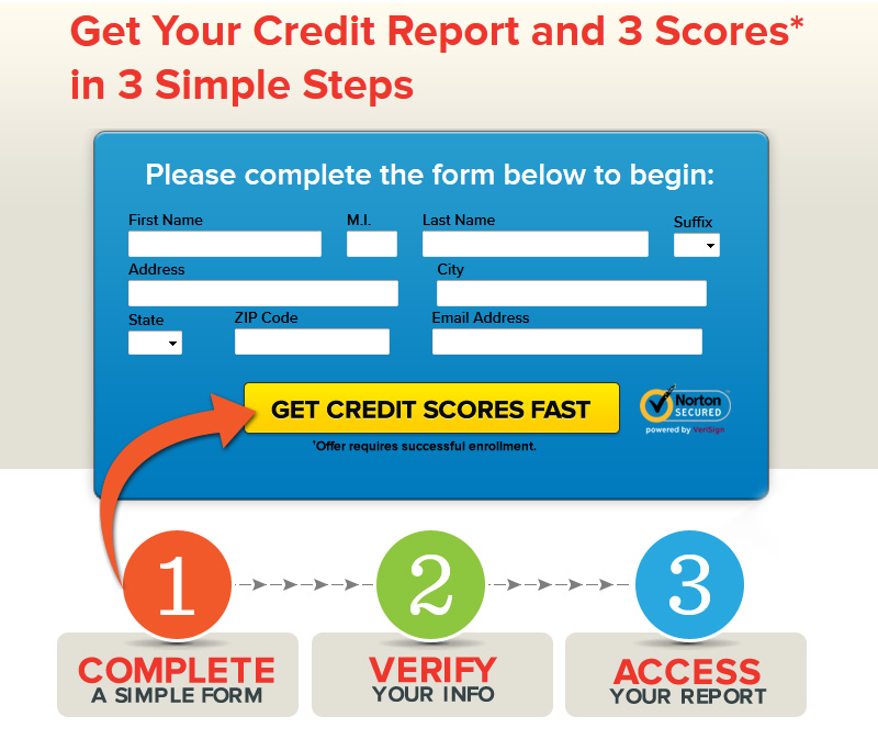 Free Credit Reports >> Experior Credit Report Get Your Credit Report